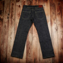 Jean Denim Roamer Pant Blue Black 12 oz mod 1937