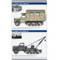 "Gleisketten-LKWs ""Maultier"" (Sd.Kfz. 3)"