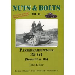 Nuts & Bolts Vol 11 - PzKw...