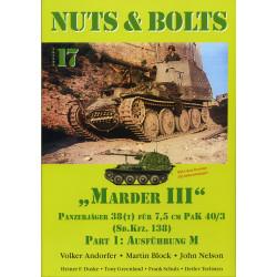 Marder III 7,5cm Pak 40 Ausf. M (Sd.Kfz. 138)