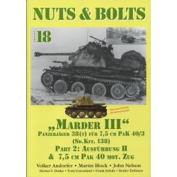 Marder III 7,5cm Pak 40 Ausf. H & towed 7,5cm Pak
