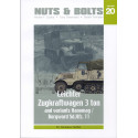 le.ZgKw. 3-ton Hanomag / Borgward (Sd.Kfz. 11)