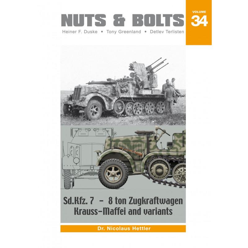 Sd.Kfz. 7 - 8 ton ZgKw Krauss-Maffai and variants
