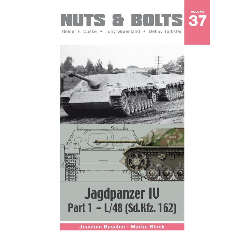 Jagdpanzer IV Part 1: 7,5cm Pak 39 L/48 SdKfz 162