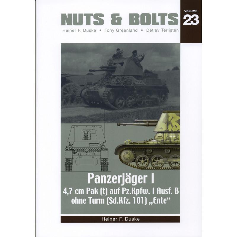 PanzerJäger I (revised)