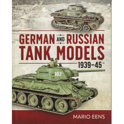 German and Russian Tank Models 1939–45