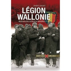 Legion Wallonie Tome 1