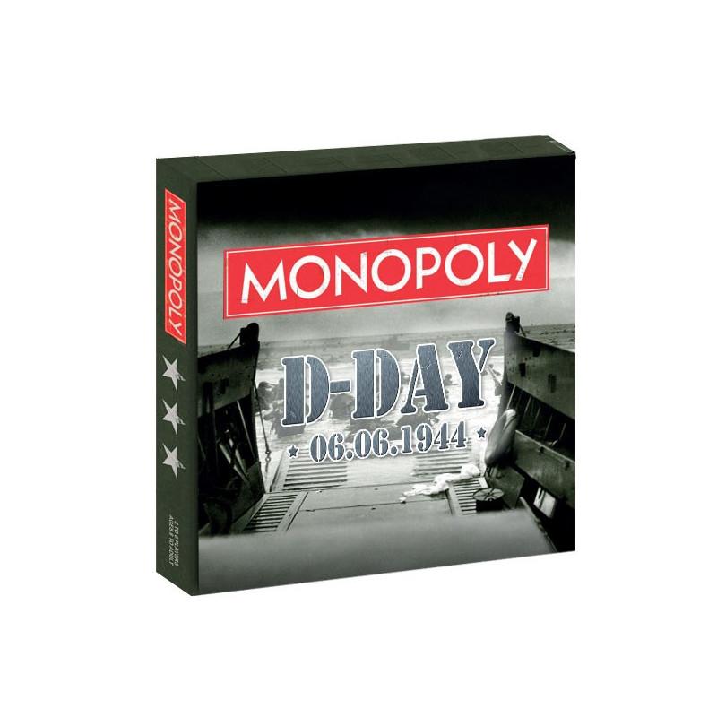 MONOPOLY D-DAY 06.06.1944 - Le Débarquement