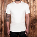 1938 T-Shirts coton pack de 2 - 1938 Tee Shirt Set rib white Pike Brothers