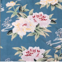Chemise Hawaïenne - 1937 Roamer Shirt Short Sleeve Maohu blue Pike Brothers