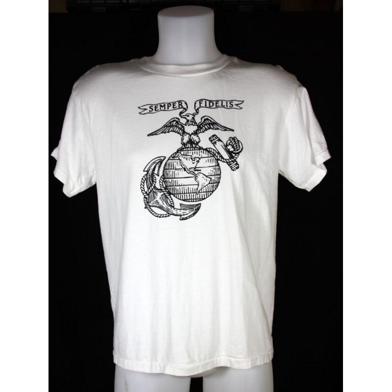 "T-Shirt Overlord Marines ""Semper Fidelis"""