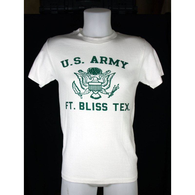 T-Shirt Overlord US ARMY FT. BLISS TX