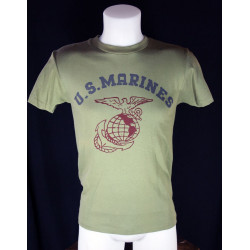 T-Shirt Overlord US MARINES Olive Drab