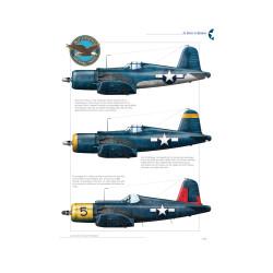 VOUGHT F4U CORSAIR 1940 - 1964, du prototype au F4U-7