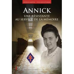 Annick, une Résistante au service de la mémoire