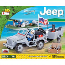 JEEP WILLYS MB MARINE COBI