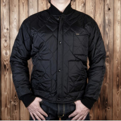 Veste pilote - 1965 CWU Jacket black Pike Brothers