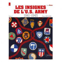 LES INSIGNES DE L' US ARMY 1941-1945