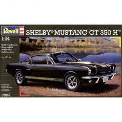 Maquette 1965 Shelby Mustang GT 350H