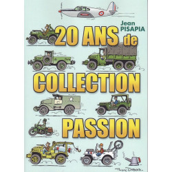 Jean Pisapia - 20 Ans de Collection Passion