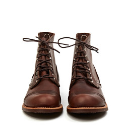 Bottines 8111 Iron Ranger Amber Harness Red Wing Shoes