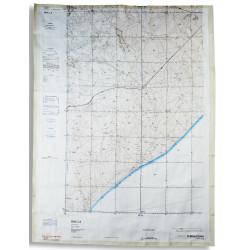 FOULARD SOIE Somalie, Ethiopie ONC-L6