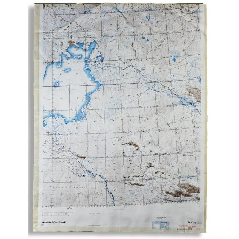 FOULARD SOIE  Asie centrale, Kazakhstan, Ouzbékistan ONC-F6