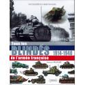 TOUS LES BLINDES DE L'ARMEE FRANCAISE 1914-1940