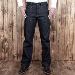 Jean Denim 1936 Chopper 16oz indigo