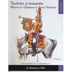 Timbalier et Trompettes - Maison de l'Empereur et Garde Impériale