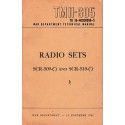 TM11-605 TECHNICAL MANUAL RADIO SETS SCR-509 AND SCR-510