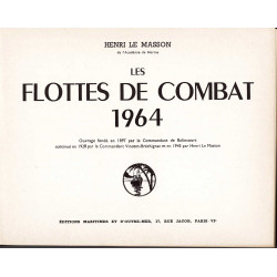 LES FLOTTES DE COMBAT 1964