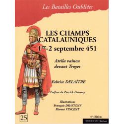 LES CHAMPS CATALAUNIQUES 1er-2 septembre 451