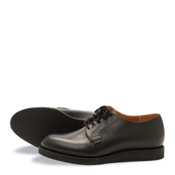 101 Postman Oxford Black Chaparral - Red Wing Shoes