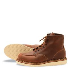 1907 Moc Toe Copper Rough & Tough - Red Wing Shoes