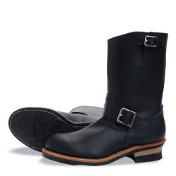 2268 Engineer Black Chrome - Red Wing Shoes