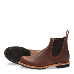 2917 Chelsea Rancher Briar Oil Slick - Red Wing Shoes