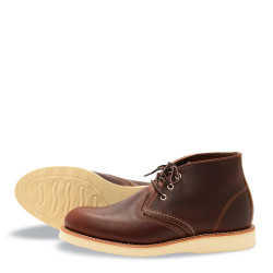 3141 Work Chukka Briar Oil Slick - Red Wing Shoes