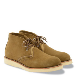 3149 Work Chukka Olive Mohave - Red Wing Shoes