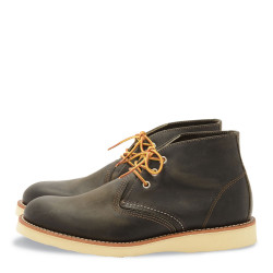 3150 Work Chukka Charcoal Rough & Tough - Red Wing Shoes