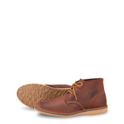 3326 Weekender Chukka Red Maple Muleskinner - Red Wing Shoes