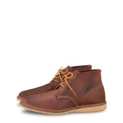 3326 Weekender Chukka Red Maple Muleskinner - Red Wing Shoes