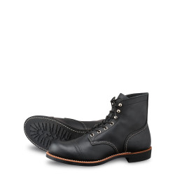8084 Iron Ranger Black Harness - Red Wing Shoes