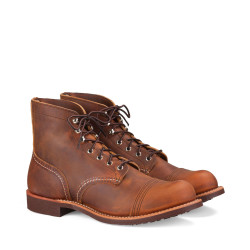 8085 Iron Ranger Copper Rough & Tough - Red Wing Shoes