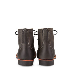 8086 Iron Ranger Charcoal Rough & Tough - Red Wing Shoes