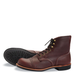 8119 Iron Ranger Oxblood Mesa - Red Wing Shoes