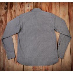 Chemise 1923 Buccaneer à rayures grises
