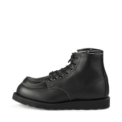 8137 Moc Toe Black Skagway - Red Wing Shoes