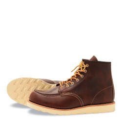 8138 Moc Toe Briar Oil Slick - Red Wing Shoes