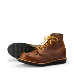 8886 Moc Toe Copper Rough & Tough - Red Wing Shoes